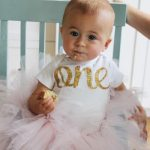 Weekly Sparks – Lyla's first birthday