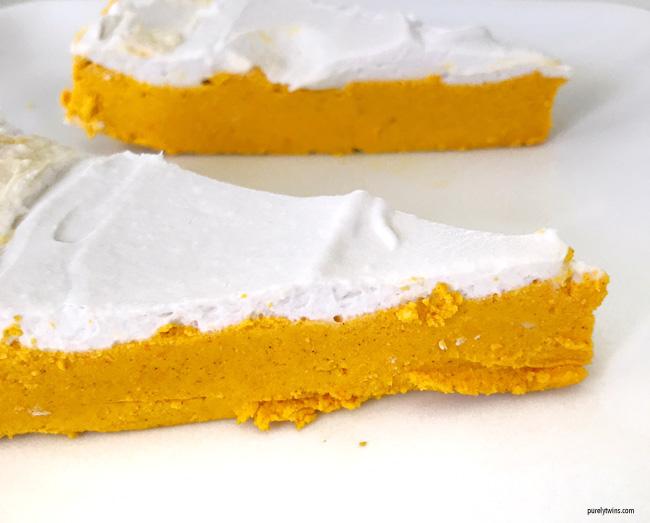 raw vegan gluten free carrot cake fudge