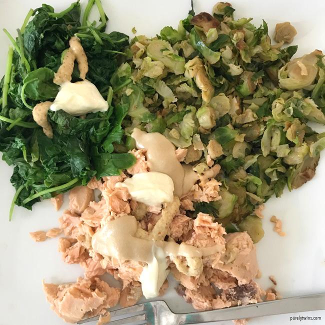 simple real food dinner gluten-free paleo