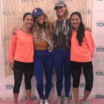 Meeting Katrina & Karena from Tone It Up #tiutour {vlog}