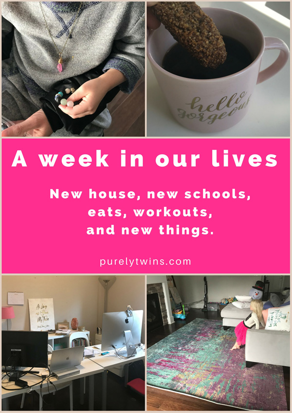 New weekly vlog video is up! A lot has changed for us from moving, new house, new schools, and just new life here in North Carolina. We shared a lot of new things too from LIVE workouts and unboxing Thrive Order.
