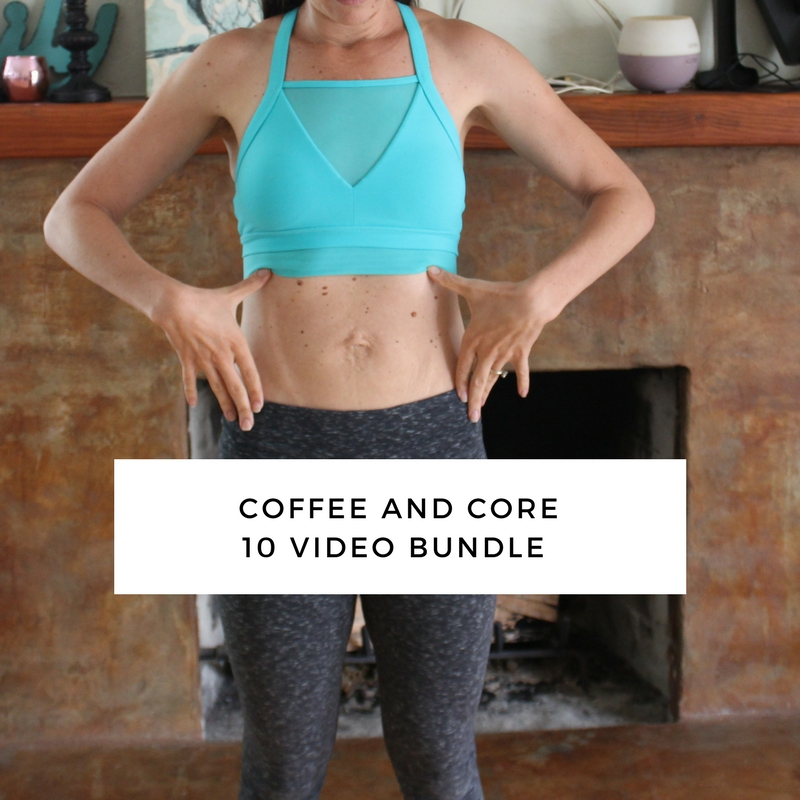 Core Exercises to Fix Mummy Tummy (diastasis recti)