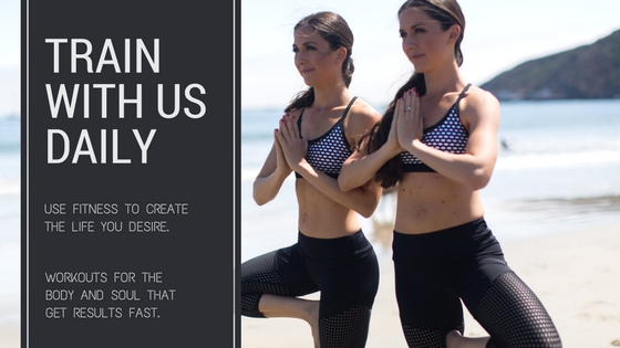 Train with us daily
