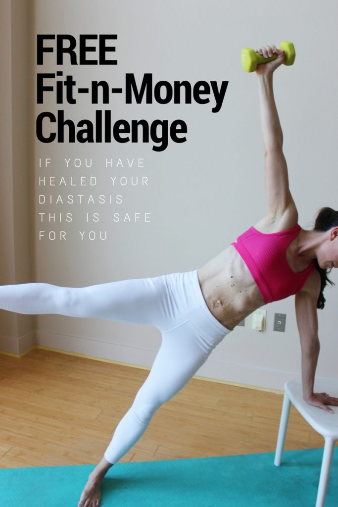 Calling all busy working moms! Join our FREE fitness and money challenge - 21 days. Home workouts. Balanced Nutrition. Simple self-care practice that takes only 30 minutes to help you attract more abundance into your life. If you have healed your diastasis you can do this fitness money challenge too. Drop the guilt around money. When kind hearted purpose fueled woman make a lot of money, everyone benefits. You having an abundance of wealth, does NOT take away from anyone else. In fact when you prosper you can make a bigger impact helping others.
