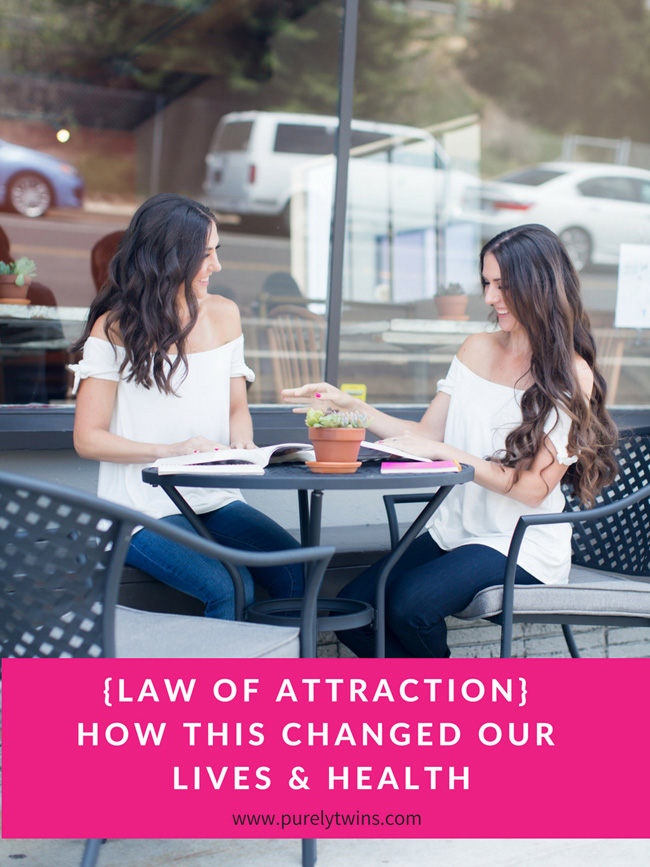 How The Law Of Attraction Changed Our Lives And Health There is so much we could say on this topic, but wanted to share our thoughts and experiences with LOA. We live in an abundant Universe and can have all that we desire. You do this by being aware of your beliefs, thoughts and emotions. Power Of Our Thoughts To Manifest A Life We Desire In a nutshell...Beliefs create thoughts. Thoughts create your words. Your words are backing up your beliefs and thoughts. This creates feelings and action. When they are aligned this how you manifest things in your life Do you believe in the power of your thoughts?