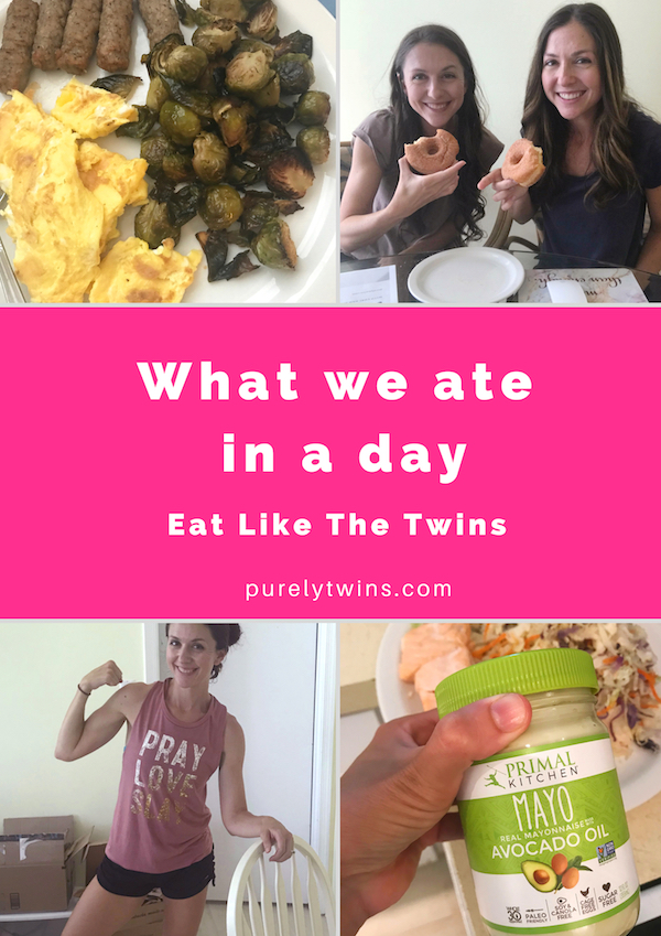 Vlog Of What We Ate: How We Eat The Same All Week With No Restrictions Or Binge Eating