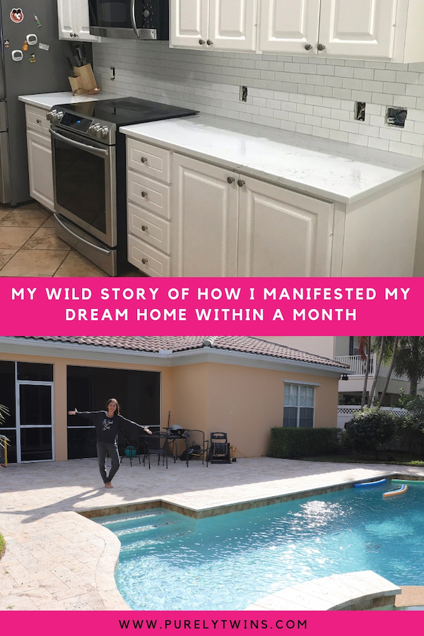 Learn how I manifested my dream home in a month… it was wild story of faith and trusting the process that everything is working out in my favor. I share some key things to focus on and to tell yourself as you are manifesting. I share what to journal on. The power of intention, visualizing and trusting the Universe. I had a lot of No's and twist and turns but I didn't give up that things will work out and I kept believing that I get to have my desire.
