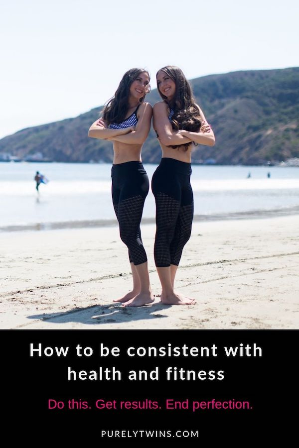 A common response we get from our tribe is that they struggle with being consistent with working out and eating well. What about you? Being consistent is not the same as being perfect when it comes to your health and fitness. Come learn how we stay consistent with fitness and wellness routines so you can too!