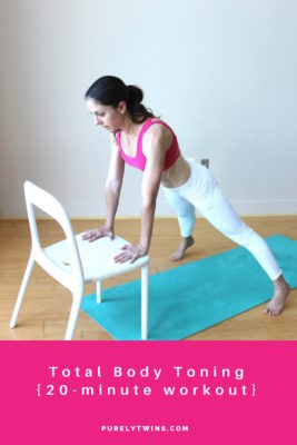 20minute total body toning strength workout to do at home